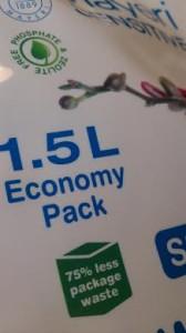 keskkonnasõbralik pakend